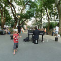 Musik im Washington Square Park