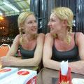 Zufällig traff Sibylle noch auf ihre verschollene Zwillingsschwester!