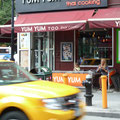 New Yorks Restaurant Row 46th Street