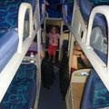 Im Sleeperbus nach Na Thrang