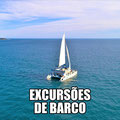 EXCURSÕES DE BARCO