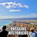 PASSEIOS HISTÓRICOS