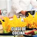 CLASE DE COCINA