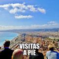 VISITAS A PIE