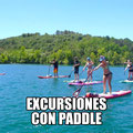 EXCURSIONES CON PADDLE
