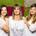 Lisa, Andrea, Nadine