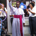 Der Nuntius kam auch zu Besuch