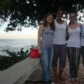 Theresa, Amanda, Anna und Marie