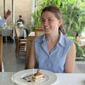 Überraschungstörtchen an Theresas Geburtstag