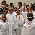 Auftritt unserer kleinen Engel