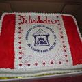 Und es gab sogar Kuchen für alle!