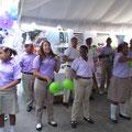 Tanzaufführung unserer Werkstattgruppe