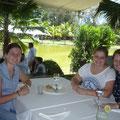 Theresa, Marie und Christel