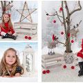 Sesiones de Navidad. Fotografia Andreu Gual. Carmen Lucía