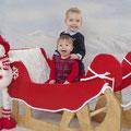 Sesiones de Navidad. Fotografia Andreu Gual. Maxi i Mila.