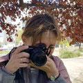 Curso basico de fotografia digital.  Tarragona, con Marisa