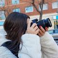 Curso basico de fotografia digital.  Tarragona, con Ayla.