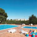 Reportaje Camping La Pineda (Tarragona) Fotografía Andreu Gual