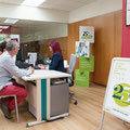 Para Perfil Social y Empresa. DKV Seguros Medicos, Tarragona