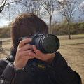 Curso basico de fotografia digital.  Tarragona, con Anabel.