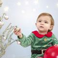 Sesiones de Navidad. Fotografía Andreu Gual. Erin