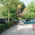 Camping Sirena Dorada. Fotografia Andreu Gual