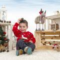 Sesiones de Navidad. Fotografia Andreu Gual. Magí.