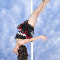Fotografia Andreu Gual , pole dance  Con Izaida