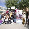 ESCIENCIA EVENTOS CIENTÍFICOS S.L.  , Concurso estatal Mediterraneamos 2016. Entrega Premios Institut SP i SP Tarragona. Fotografia Andreu Gual