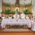 Comunions Parroquia Sant Pere (Serrallo) 2017. Fotografia Andreu Gual