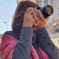 Curso basico de fotografia digital.  Tarragona, con Violant.