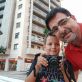 Curso basico de fotografia digital.  Tarragona, con Jordi Majuelos (8 años, un crack)