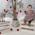 Sesiones de Navidad. Fotografia Andreu Gual. Lucia