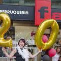 20 Aniversario Peluquería Fashion, Tarragona. Fotografía Andreu Gual