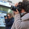 Curso basico de fotografia digital.  Tarragona, con Raquel y Cristina.