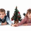 Sesiones de Navidad- Tarragona.  Fotografía Andreu Gual.  Jordi i Anna