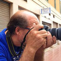 Curso basico de fotografia digital.  Tarragona, con Andres.
