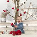 Sesiones de Navidad. Fotografia Andreu Gual. Ingrid