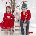 Sesiones de Navidad. Fotografia Andreu Gual. Alex i Daniela
