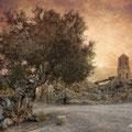 """Corbera d'Ebre. Fotografia Andreu Gual (Fotografia Guanyadora del concurs fotogràfic """"Terra Alta"""")"""