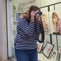 Curso basico de fotografia digital.  Tarragona, con Ines.