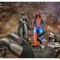 Book Spiderwoman. Fotografía Andreu Gual. Modelo Ruth
