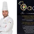 Diego Garcia, profolio porofesional. Chef y consultor de cocina. Fotografía Andreu Gual