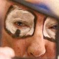 Mirada a traves del espejo. Fotografia andreu gual. Tarragona