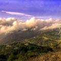 Prac eolic provincia Tarragona Fotografia Andreu Gual