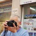 Curso basico de fotografia digital.  Tarragona, con Jordi.