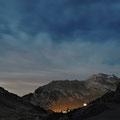 Noche cerrada en Candachú. Huesca (Fotografia Andreu Gual)