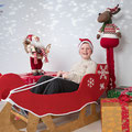 Sesiones de Navidad- Tarragona.  Fotografía Andreu Gual.  Magí.