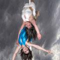 Fotografia Andreu Gual , pole dance  Con Izaida y Cristina
