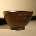 お.茶碗 材ハンノキ